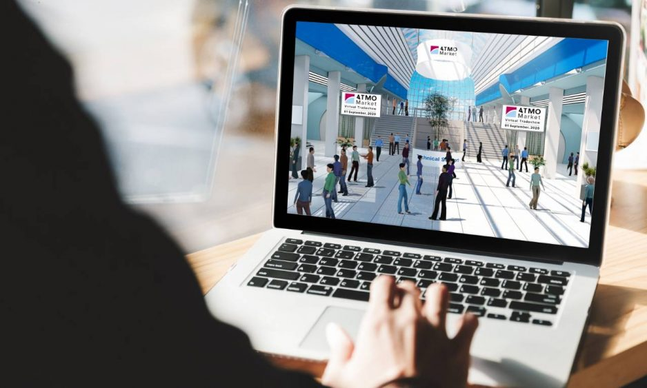 SHECCO LAUNCHES WORLD's FIRST GLOBAL VIRTUAL NATREF TRADESHOW